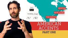 Accent Expert Gives a Tour of U.S. Accents