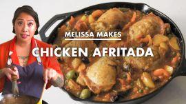 Melissa Makes Chicken Afritada