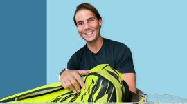 10 Things Rafael Nadal Can't Live Without