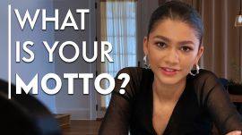Zendaya Answers Personality Revealing Questions | Proust Questionnaire