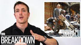 Stuntman Breaks Down Motorcycle Scenes from Movies