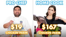 $167 vs $19 Chicken Parm: Pro Chef & Home Cook Swap Ingredients
