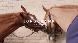 Watch the Longchamp Fall 2021 Ready-to-Wear Video