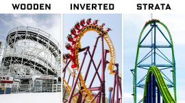 Engineer Explains Every Roller Coaster For Every Thrill