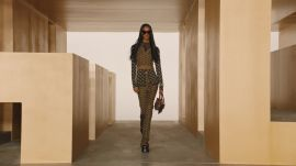 Watch the Versace Fall 2021 Ready-to-Wear Video