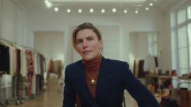 Chloé's Gabriela Hearst Talks Sustainability on Today's Good Morning Vogue