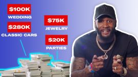 How Darius Leonard Spent His First $1M in the NFL