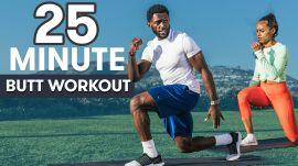25-Minute Bodyweight Butt Workout