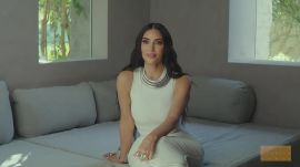 Kim Kardashian Reflects on 20 Seasons of Keeping Up With the Kardashians, on Today's Good Morning Vogue