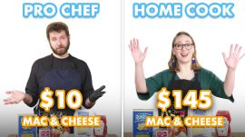 $145 vs $10 Mac & Cheese: Pro Chef & Home Cook Swap Ingredients