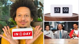 Everything Eric Andre Does In A Day