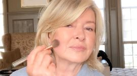 Martha Stewart's 10 Minute Morning Beauty Routine