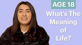 70 Women Ages 5 to 75: What's The Meaning of Life?