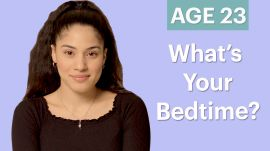 70 Women Ages 5-75 Answer: What's Your Bedtime?