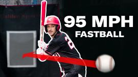 Can an Average Guy Hit a 95 MPH Fastball?