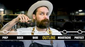 How to Tame Your Beard (6 Step Tutorial)