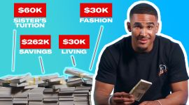 How Jalen Hurts Spent His First $1M in the NFL