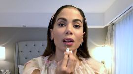 Anitta's 10 Minute Sweat-Proof Beauty Routine
