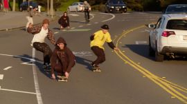 Taunting Death, Finding Transcendence, and Bombing Hills on a Skateboard