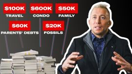How Georges St-Pierre Spent His First $1M in the UFC