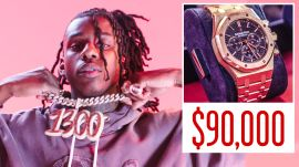 Polo G Shows Off His Insane Jewelry Collection