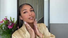 Lori Harvey Breaks Down Her '90s-Inspired Makeup Routine