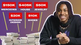 How Justin Jefferson Spent His First $1M in the NFL