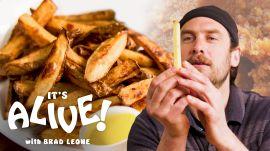 Brad Makes Miso Fermented Fries