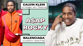 A$AP Rocky Reviews His Best & Worst Looks