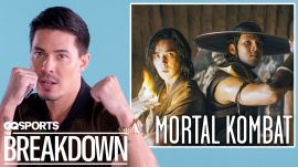 Martial Artist Lewis Tan Breaks Down Fight Scenes from Movies & TV