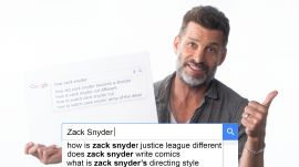 Zack Snyder Answers the Web's Most Searched Questions