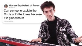 Jacob Collier Answers Music Theory Questions From Twitter