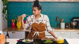 Smart Swaps to Create A Luxurious Steak with Chef Tiana Gee