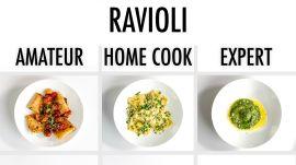 4 Levels of Ravioli: Amateur to Food Scientist
