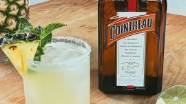 Make a Crushed Pineapple and Mint Margarita with Andy Baraghani