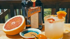 Make a Scotch Bonnet and Grapefruit Margarita with Chrissy Tracey