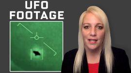 Former Air Force Pilot Breaks Down UFO Footage