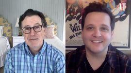 Stephen Colbert and Derek DelGaudio Talk In and Of Itself