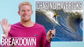 Olympic Surfer John John Florence Breaks Down Surfing Scenes from Movies