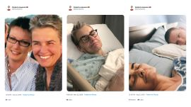 Documenting Her Wife's Death on Social Media