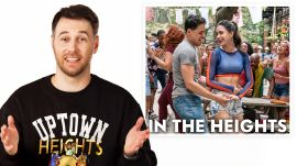 'In the Heights' Choreographer Reviews Dance Scenes from Movies