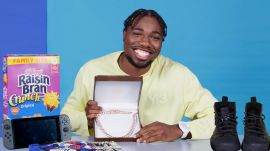 10 Things Olympic Sprinter Noah Lyles Can't Live Without