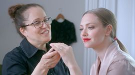 Red Carpet Ready Makeup with Amanda Seyfried and Makeup Artist, Friend, and Confidant, Genevieve Herr
