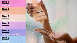 Youtuber Kimberly Cherrell Breaks Down Her Wash Day Routine Using Kérastase Curl Manifesto