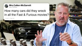 Fast & Furious Car Expert Answers Car Questions From Twitter