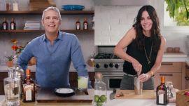 The Ulimate Margarita Showdown: Andy Cohen vs Courteney Cox