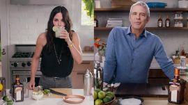 The Ultimate Margarita Showdown: Courteney Cox vs Andy Cohen