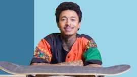 10 Things Nyjah Huston Can't Live Without