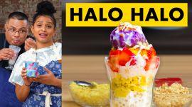 Harold & Tiana Make Halo-Halo