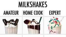 4 Levels of Milkshakes: Amateur to Food Scientist